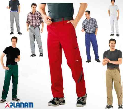 1397  Planam Bundhose HIGHLINE