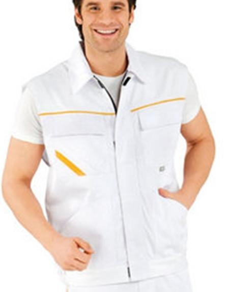 PLANAM Canvas 320 Arbeitsweste EN 26330 S M L XL XXL XXXL Farben Arbeitskleidung