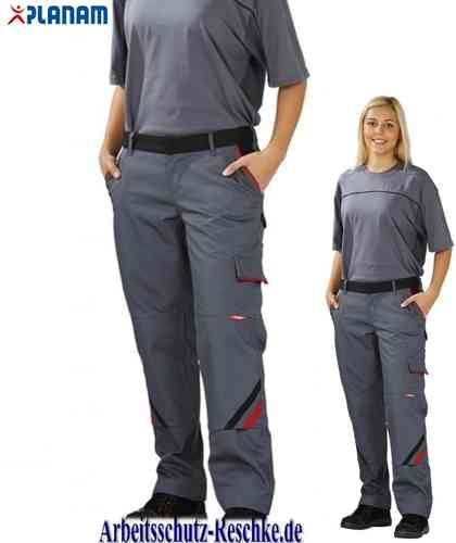1749 Planam Highline 2329 Damen Bundhose